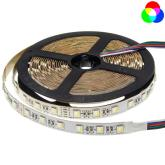 5m LED pás - RGB+CW -  60 LED/m SMD5050 - 12W/m - IP20