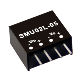 Mean Well SMU02M-12 modul DC/DC
