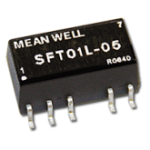 Mean Well SFT01L-15 modul DC/DC