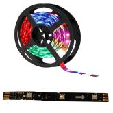 5m Digital RGB IC LED pásik 30x SMD5050 IP20 WS2811