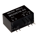 Mean Well MDD01N-09 DC/DC modul