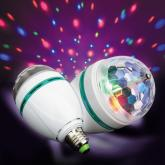 LED ATMOSPHERE LAMP E27 3W RGB