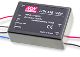 Mean Well LDH-45A-350W modul DC/DC LED
